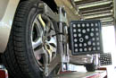 Wheel Alignment Service At B &#038; L Automotive In Newport News
