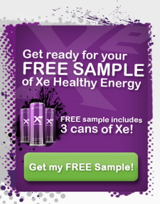 order a free sample of Xocai Xe Drink