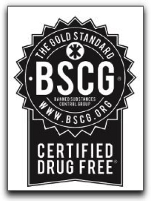 BSCG certified supplements Sunnyside
