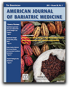 The American Journal Of Bariatric Medicine Reveals Interesting Weight Loss Facts For Santa Cruz California