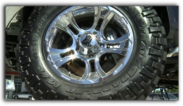 best tire shops in Apple Valley
