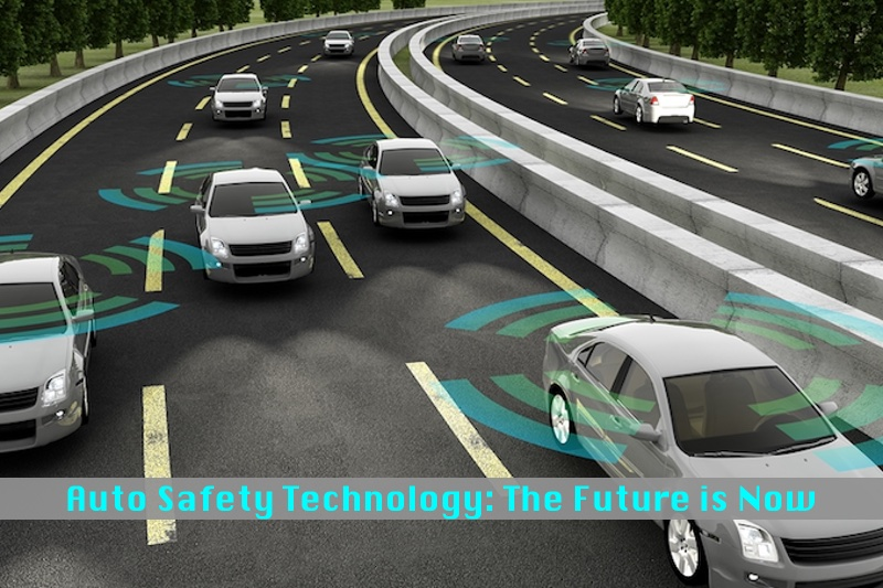 The Future of Auto Safety Technology