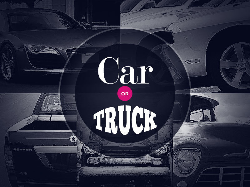 What Do You Think? Car or Truck?