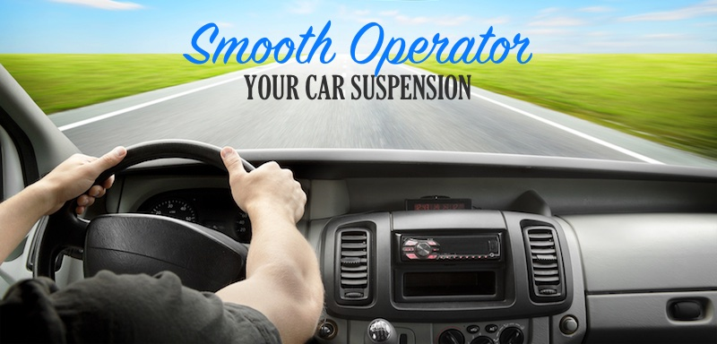Smooth Operator: Your Car Suspension