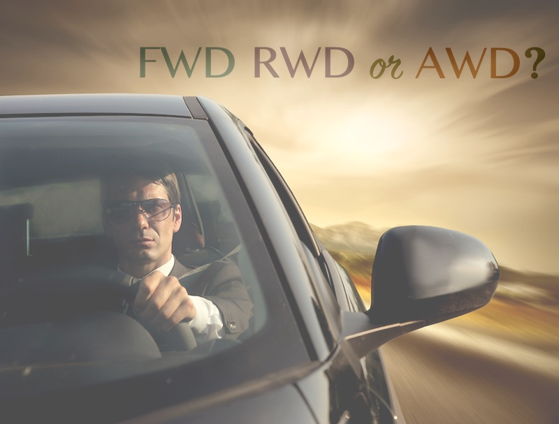 Auto Talk: AWD, FWD, or RWD?
