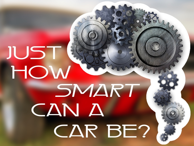 Car Talk: How Smart Can a Car Be?