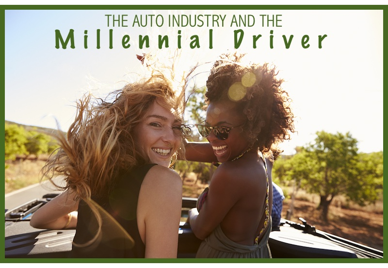 The Auto Industry and the Millennial Driver