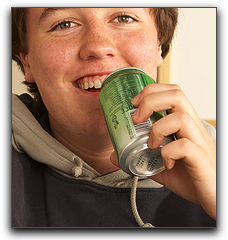 Energy Drinks Pose Health Risks For Kids