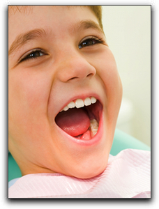 When Should My Child Visit Our Draper Dentist?