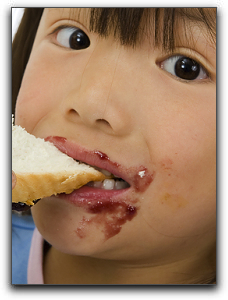 Food Allergies In Los Angeles area Children