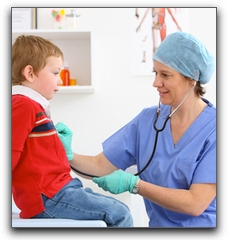NIH Children's Check-Up Guidelines In Sulphur