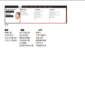 Xocai Website Translated Into Chinese And Published From Naples Fl