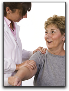 Chiropractic For Shoulder Bursitis In St. George