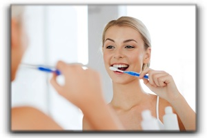 La Mesa tooth brushing tips