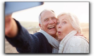 elderly oral health Maple Grove