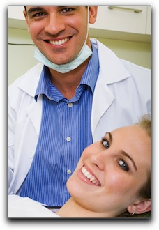 California cosmetic smile makeover
