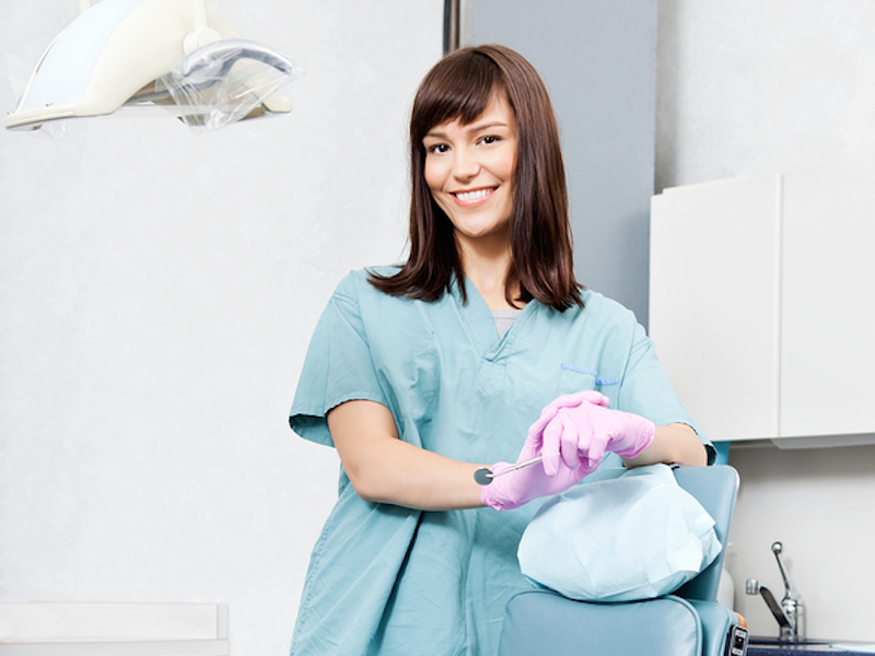 dental cleanings Arlington