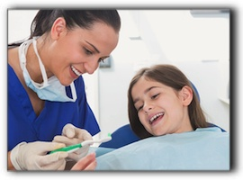 dental sealants Allen Park