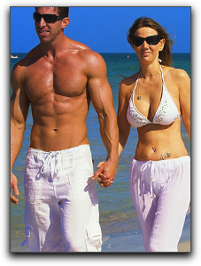 hcg lose weight younger Lose Weight, Look Younger With B UP