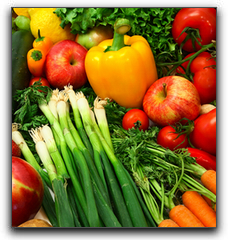 10 Servings Of Fruits And Vegetables Daily In oakland!