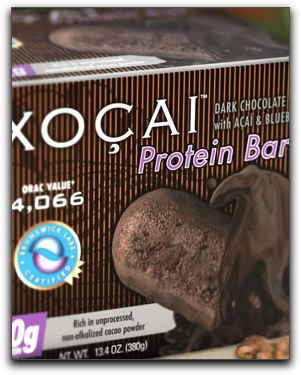 Fort Madison Antioxidant Protein Bar