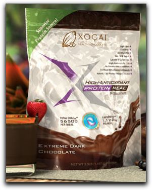 Victoria Weight-Loss Chocolate