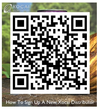 Sign Up A New Xocai Distributor In Draper Utah