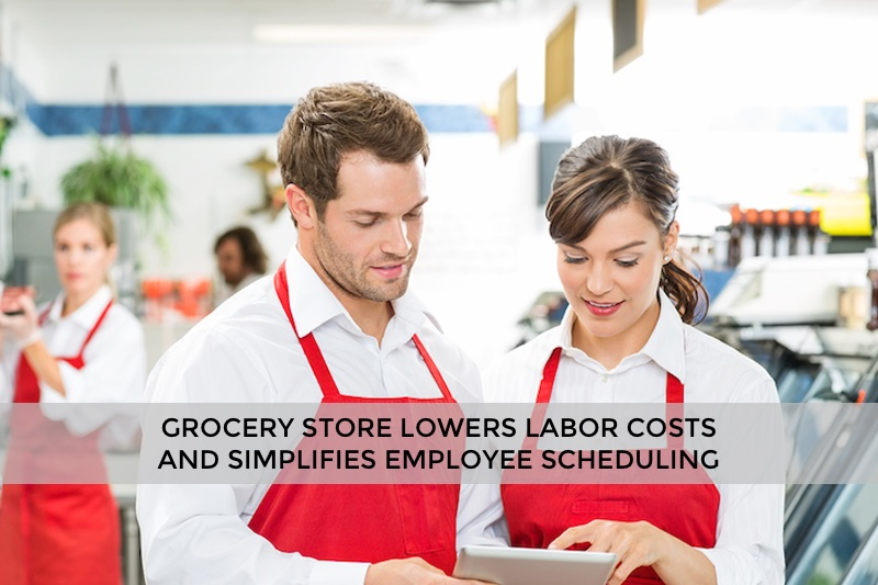 employee scheduling software for grocery employees Madison