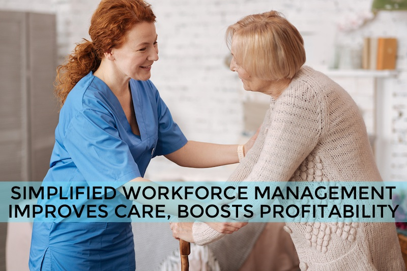 employee scheduling software for home health agencies Freeport