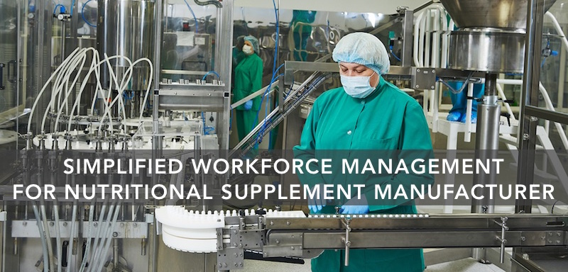 workforce management software for small manufacturing Novato