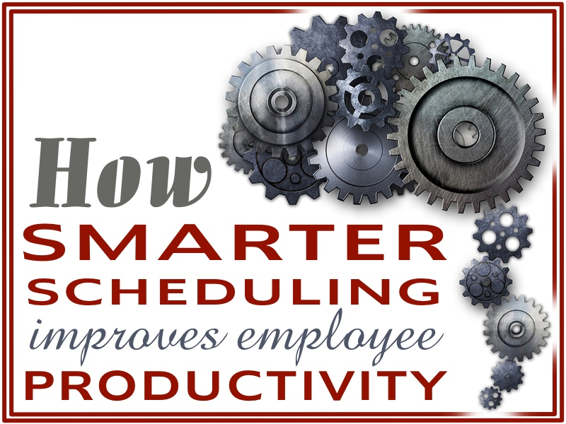 Access1Source Smarter Scheduling Improves Employee Productivity
