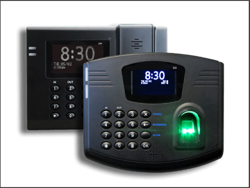 affordable biometric time clocks Freeport