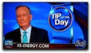 Thank You Bill OReilly from Winnipeg Manitoba