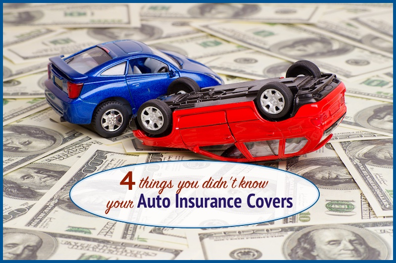 4 Surprising Auto Insurance Benefits