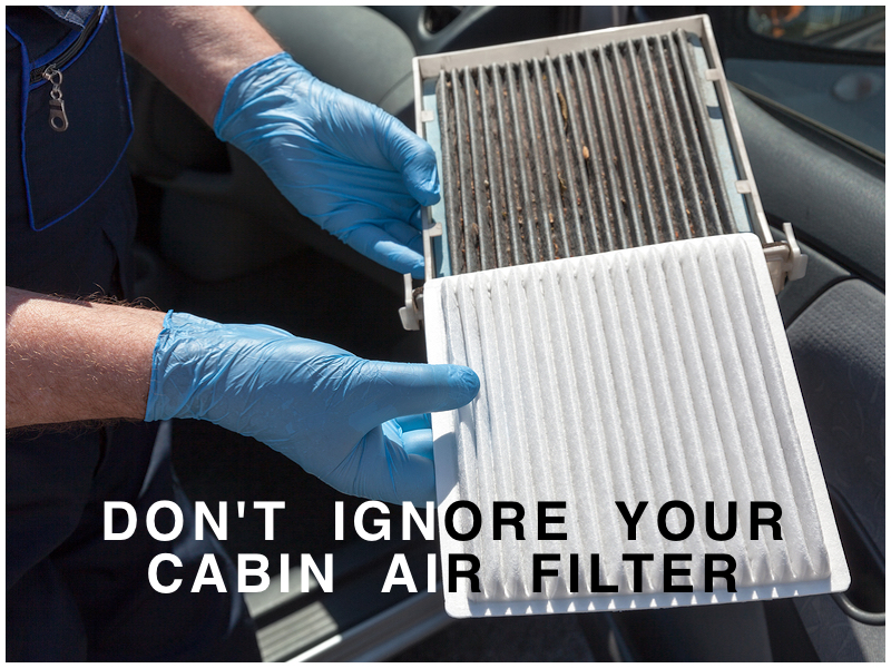 Clear The Air: Replace Your Cabin Air Filter