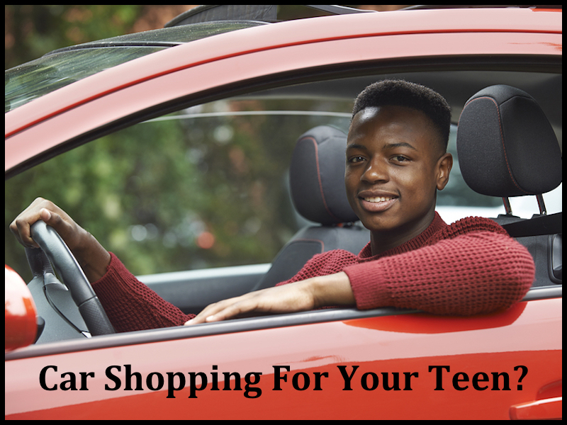 Buying Your Teen First Car?