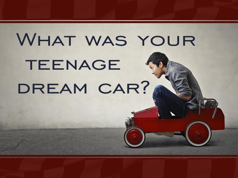 teenage dream car Falconer