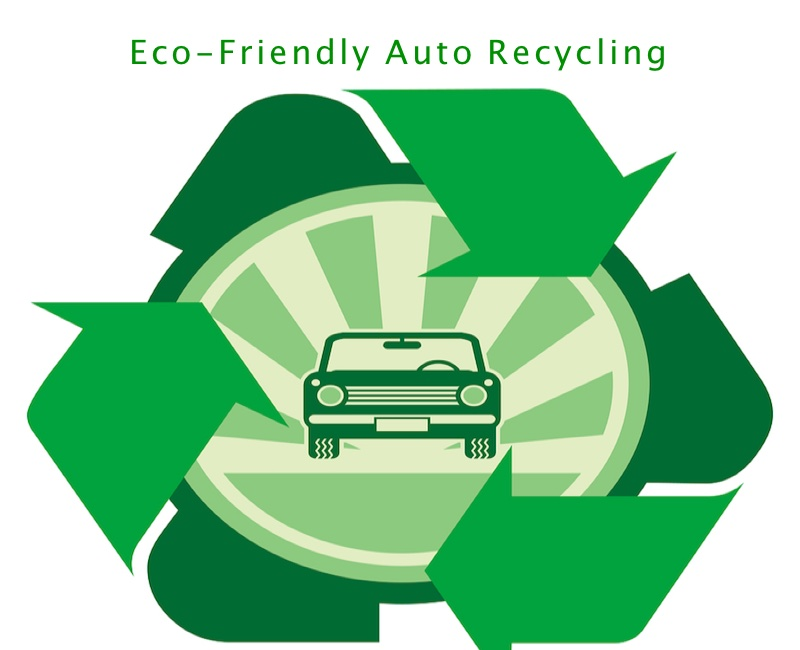 Why Auto Recycling is Eco-Friendly