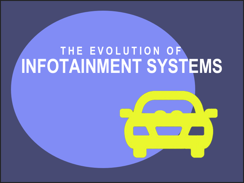 The Evolution of Infotainment