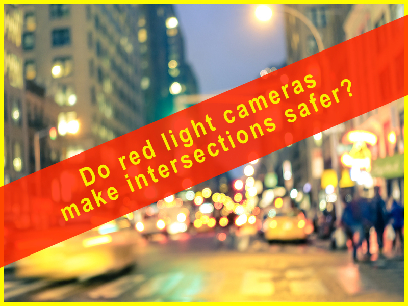 Do Red Light Cameras Reduce Accidents?