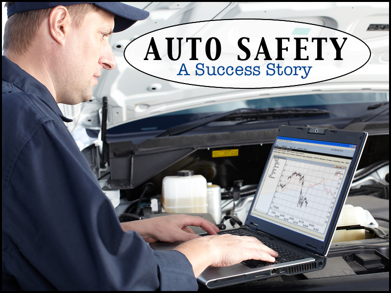 Automotive Safety: A Success Story