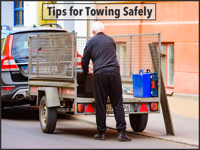 Tips For First-Time Towing