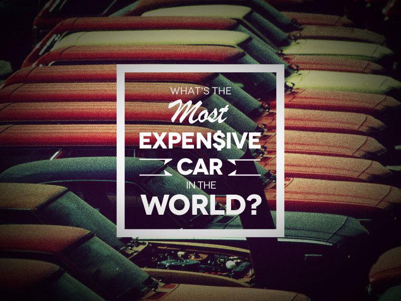 most expensive car Falconer