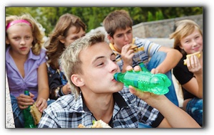 adolescent dental health Lafayette