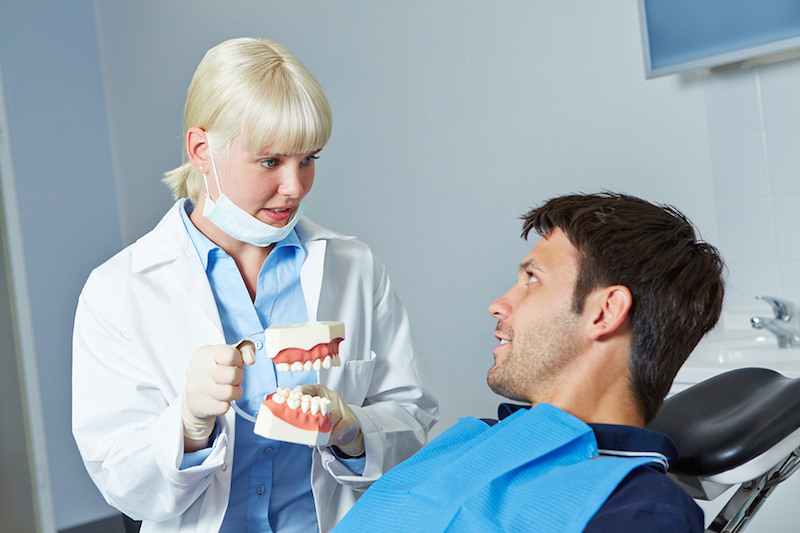 Let Your San Antonio Dentist Treat Your Dental Ailments