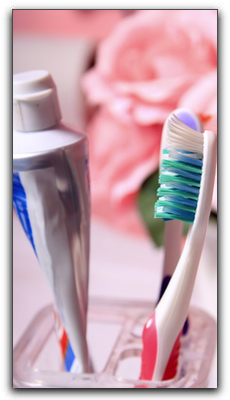 An Air-dried Toothbrush Is A Healthy Toothbrush Salt Lake City