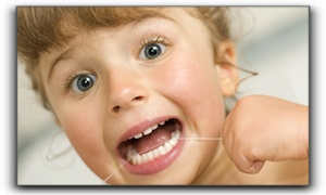 infant dental exam Charlotte