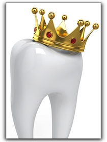 cost of dental crowns Mt. Vernon