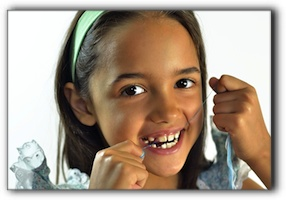 Denver Dentist and Dental Flossing