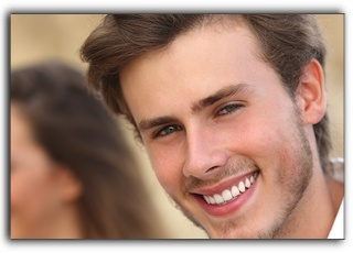 Fort Worth cosmetic smile makeover